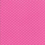 Moda - Once Upon a Time - Stacey Iest Hsu - 6252 - Ruffles in Cerise Pink - 20597 15 - Cotton Fabric